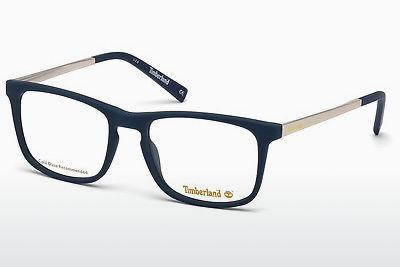 Lunettes design Timberland TB1563 091 - Bleues