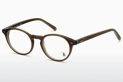Lunettes design Tod's TO5073 050 - Brunes