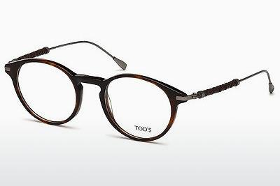 Lunettes design Tod's TO5170 054 - Havanna, Red