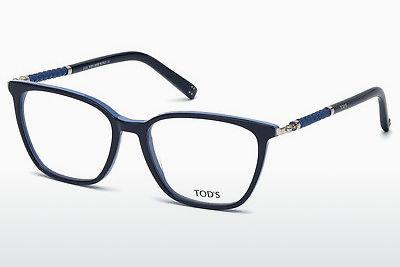 Lunettes design Tod's TO5171 092 - Bleues