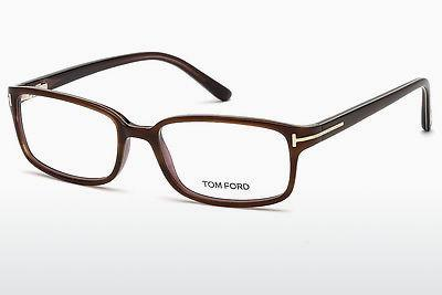 Designerbrillen Tom Ford FT5209 047 - Braun, Bright