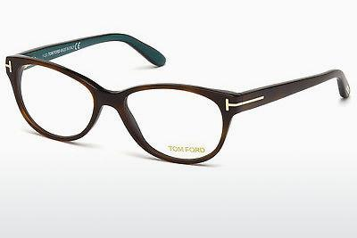 Designerbrillen Tom Ford FT5292 052 - Braun, Dark, Havana