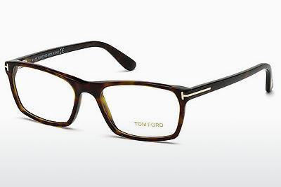 Designerbrillen Tom Ford FT5295 52A - Braun, Dark, Havana
