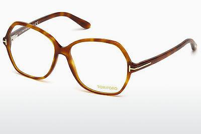Occhiali design Tom Ford FT5300 053 - Avana, Yellow, Blond, Brown