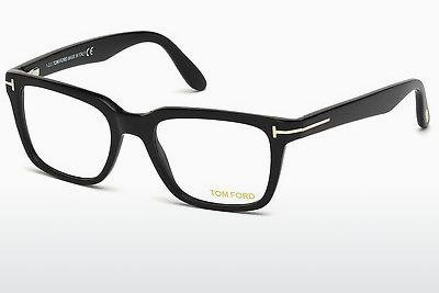 Occhiali design Tom Ford FT5304 001 - Nero, Shiny