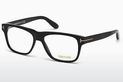 Designerbrillen Tom Ford FT5312 002 - Schwarz, Matt