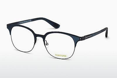 Occhiali design Tom Ford FT5347 089 - Blu, Turquoise