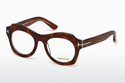 Occhiali design Tom Ford FT5360 056 - Marrone, Avana