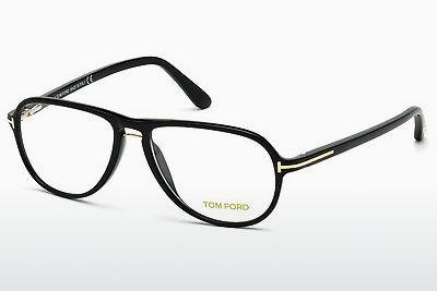 Designerbrillen Tom Ford FT5380 001 - Schwarz