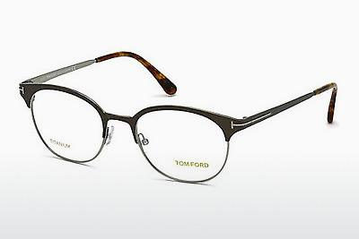 Lunettes design Tom Ford FT5382 009 - Grises, Matt