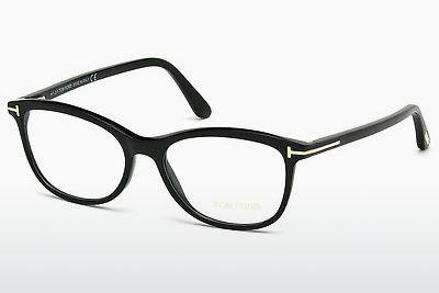 Occhiali design Tom Ford FT5388 001 - Nero, Shiny