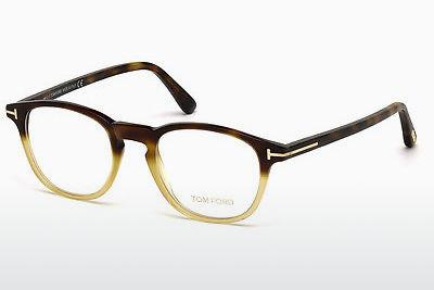 Occhiali design Tom Ford FT5389 053 - Avana, Yellow, Blond, Brown
