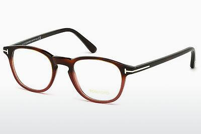 Designerbrillen Tom Ford FT5389 054 - Havanna, Red