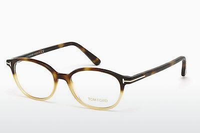 Occhiali design Tom Ford FT5391 053 - Avana, Yellow, Blond, Brown