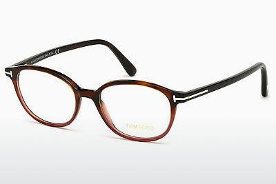 Designerbrillen Tom Ford FT5391 054 - Havanna, Red