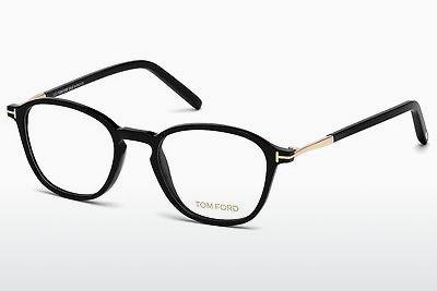 Occhiali design Tom Ford FT5397 001 - Nero, Shiny