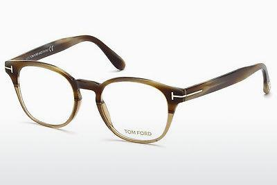 Occhiali design Tom Ford FT5400 65A - Corno, Horn, Brown
