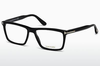 Occhiali design Tom Ford FT5407 001 - Nero, Shiny