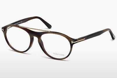 Occhiali design Tom Ford FT5411 062 - Marrone, Horn, Ivory
