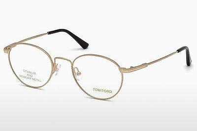 Lunettes design Tom Ford FT5418 029 - Or