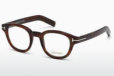 Lunettes design Tom Ford FT5429 054 - Havanna, Red
