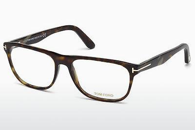 Occhiali design Tom Ford FT5430 052 - Marrone, Dark, Havana