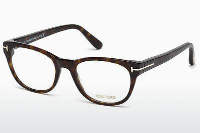 Occhiali design Tom Ford FT5433 052 - Marrone, Dark, Havana