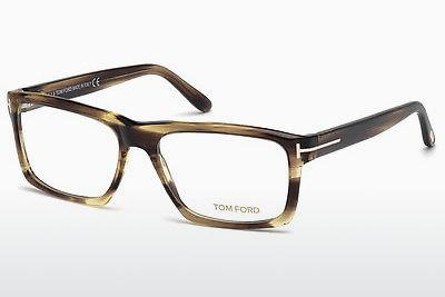 Occhiali design Tom Ford FT5434 048 - Marrone