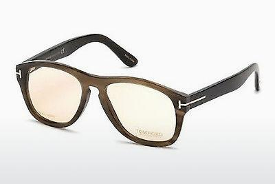 Occhiali design Tom Ford FT5440-P 64E - Corno, Horn, Brown