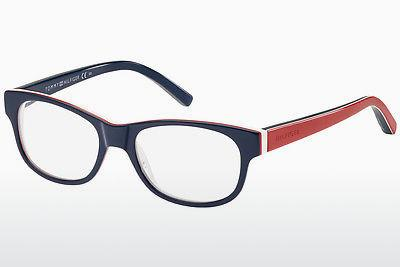 Lunettes design Tommy Hilfiger TH 1075 UNN - Bleues, Rouges, Blanches