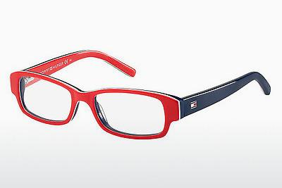 Lunettes design Tommy Hilfiger TH 1145 4XH - Rouges, Blanches, Bleues