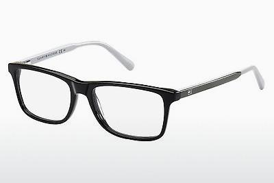 Lunettes design Tommy Hilfiger TH 1274 4LL - Blackgrey