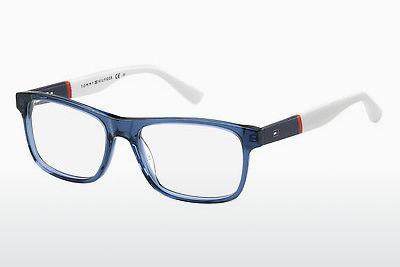 Lunettes design Tommy Hilfiger TH 1282 FMW - Bleues