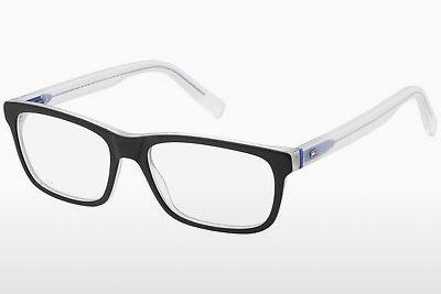 Lunettes design Tommy Hilfiger TH 1361 K52 - Bkcryblue