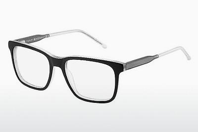 Lunettes design Tommy Hilfiger TH 1392 QRC - Blackgrey