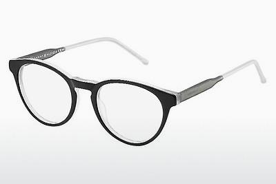 Lunettes design Tommy Hilfiger TH 1393 QRC - Blackgrey