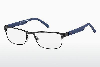 Occhiali design Tommy Hilfiger TH 1402 R51 - Nero, Blu