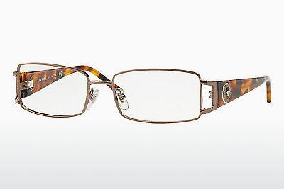 Lunettes design Versace VE1163M 1013 - Brunes, Copper