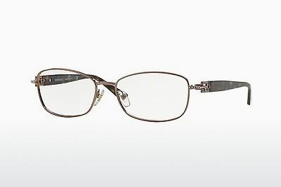 Lunettes design Versace VE1226B 1013 - Brunes, Copper
