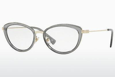 Lunettes design Versace VE1244 1399 - Or, Grises, Transparentes