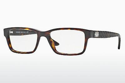 Occhiali design Versace VE3198 108 - Marrone, Avana