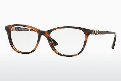 Occhiali design Versace VE3213B 944 - Marrone, Avana