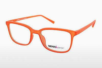 Lunettes design Vienna Design UN575 06 - Orange