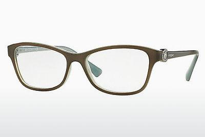 Lunettes design Vogue VO5002B 2322 - Brunes, Mud