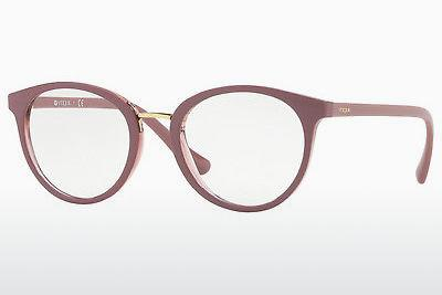 Lunettes design Vogue VO5167 2554 - Rose, Transparentes