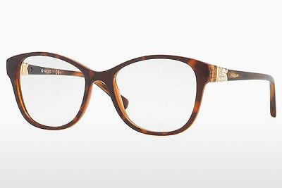 Lunettes design Vogue VO5169B 2386 - Brunes, Havanna