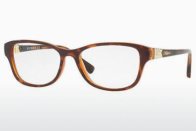Lunettes design Vogue VO5170B 2386 - Brunes, Havanna