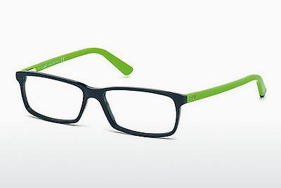 Designerbrillen Web Eyewear WE5174 091 - Blau, Matt