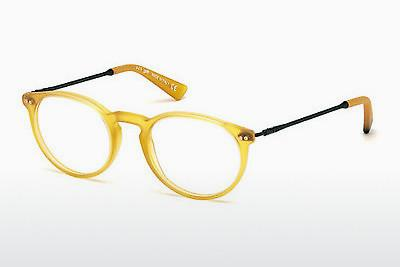 Occhiali design Web Eyewear WE5176 039 - Giallo, Shiny