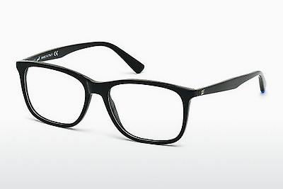 Occhiali design Web Eyewear WE5180 001 - Nero, Shiny
